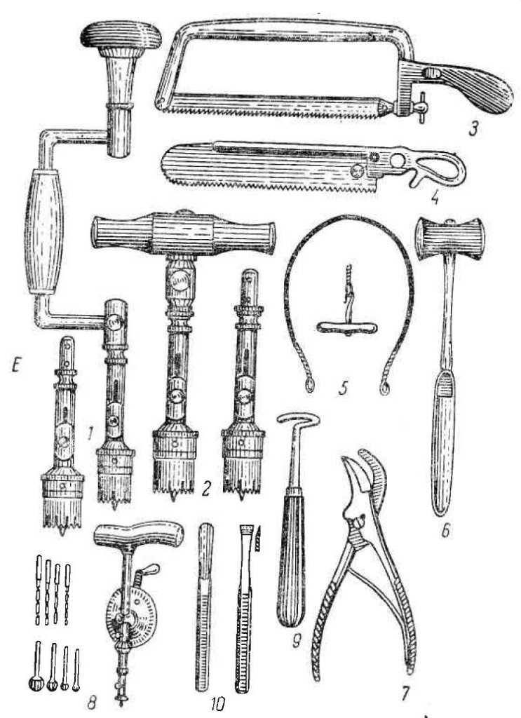 ветеринарные хирургические инструменты